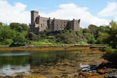 Castillo de Dunvegan Imágenes de archivo libres de regalías