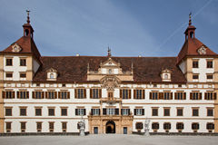 Castillo de Eggenberg en Graz, Austria Fotografía de archivo libre de regalías