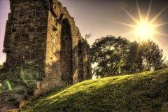 Castillo de Egremont Imágenes de archivo libres de regalías