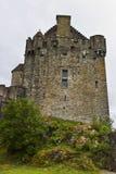 Castillo de Eilean Donan foto de archivo