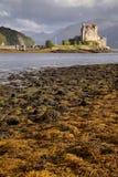 Castillo de Eilean Donan, Kintail, Escocia Imagen de archivo libre de regalías
