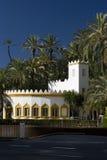 Castillo de Elche Fotografía de archivo