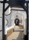 Castillo de Elmina, Ghana Imagenes de archivo