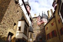 Castillo de Eltz Imagenes de archivo