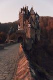 Castillo de Eltz Foto de archivo libre de regalías