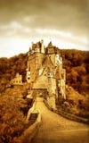 Castillo de Eltzburg Foto de archivo libre de regalías
