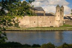 Castillo de Enniskillen condado Fermanagh Irlanda del Norte Fotografía de archivo libre de regalías
