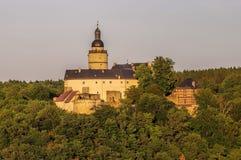 Castillo de Falkenstein Imagen de archivo libre de regalías