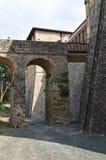 Castillo de Felino. Emilia-Romagna. Italia. fotografía de archivo libre de regalías