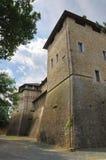 Castillo de Felino. Emilia-Romagna. Italia. imágenes de archivo libres de regalías
