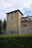 Castillo de Felino. Emilia-Romagna. Italia. fotos de archivo libres de regalías