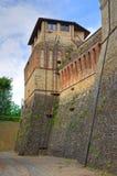 Castillo de Felino. Emilia-Romagna. Italia. imagen de archivo