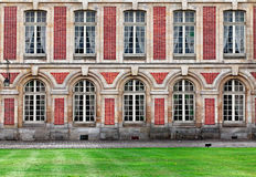 Castillo de Fontainebleau Foto de archivo libre de regalías