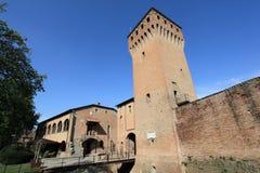Castillo de Formigine Imagen de archivo libre de regalías