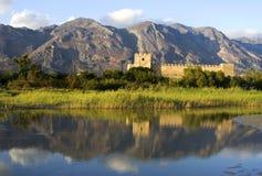 Castillo de Frangokastello Imagen de archivo