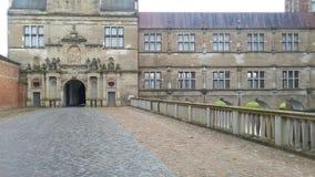 Castillo de Frederiksborg, Dinamarca Foto de archivo libre de regalías