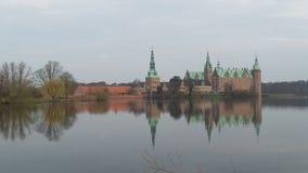 Castillo de Frederiksborg, Dinamarca Fotografía de archivo libre de regalías