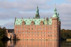 Castillo de Friederiksborg imágenes de archivo libres de regalías