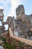Castillo de Gagliano Castelferrato Fotografía de archivo libre de regalías