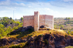Castillo de Gaibiel Royalty Free Stock Photography