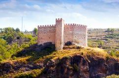 Castillo de Gaibiel Royalty Free Stock Photography