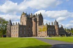 Castillo de Glamis Foto de archivo libre de regalías