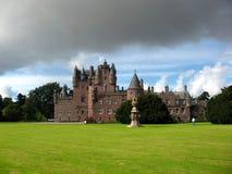Castillo de Glamis, Escocia Imagen de archivo