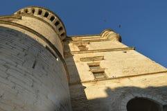 Castillo de Gordes Imagen de archivo libre de regalías