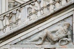 Castillo de Govone Italia Foto de archivo