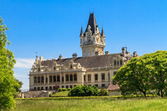 Castillo de Grafenegg cerca de Viena, una Austria más baja fotografía de archivo