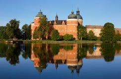 Castillo de Gripsholm imagen de archivo libre de regalías