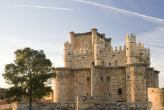 Castillo de Guadamur Royalty Free Stock Photography