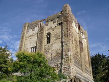 Castillo de Guildford Fotografía de archivo libre de regalías