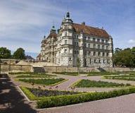 Castillo de Gustrow en Alemania fotos de archivo libres de regalías