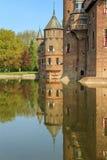 Castillo De haar Fotos de archivo libres de regalías