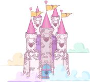 Castillo de hadas libre illustration
