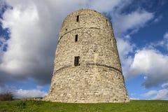 Castillo de Hadleigh en Essex foto de archivo libre de regalías