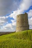 Castillo de Hadleigh en Essex fotos de archivo