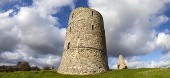 Castillo de Hadleigh en Essex fotos de archivo libres de regalías