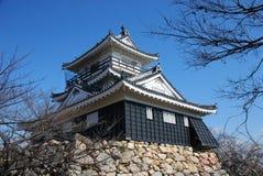 Castillo de Hamamatsu Imagenes de archivo