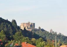 Castillo de Hambach Imagenes de archivo
