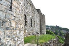 Castillo de Harlech Foto de archivo