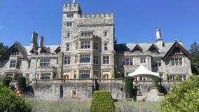 Castillo de Hatley Fotografía de archivo