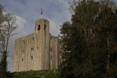 Castillo de Headingham Imagen de archivo