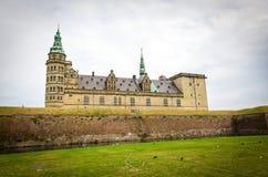 Castillo de Helsingor Imágenes de archivo libres de regalías