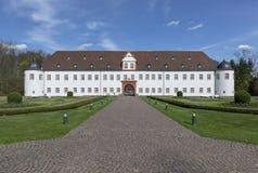 Castillo de Heusenstamm en Alemania imagen de archivo libre de regalías