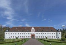 Castillo de Heusenstamm en Alemania foto de archivo libre de regalías