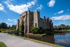 Castillo de Hever Imagen de archivo libre de regalías