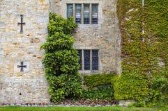 Castillo de Hever en Kent Fotos de archivo libres de regalías