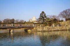 Castillo de Himeji fotos de archivo